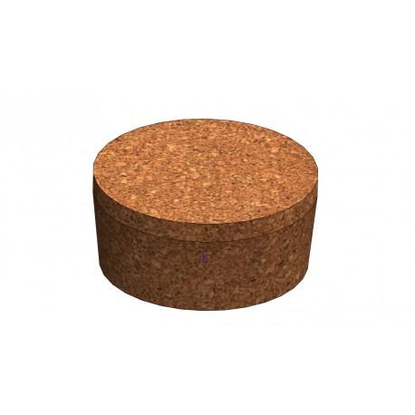 DD: Drehdüse 63-35mm / 45° Auslass verschleißfest