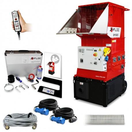 DDE: Lochsäge mit Auswurfsystem komplett D  160 mm