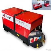 FFB500: Steueradapter Stecker CA 3 LS auf 8+1 pol Buchse (Hirschmann)