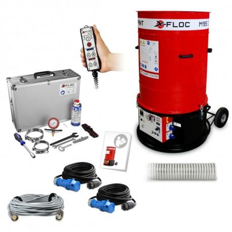 X-floc glass fibre rod: D  7, L 1.5m