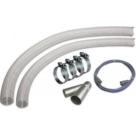 DDE: Lochsäge mit Auswurfsystem komplett D 106,5mm