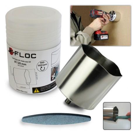 Zubehör-Set NW90/75/63 für lose Dämmstoffe (nicht abrasiv)