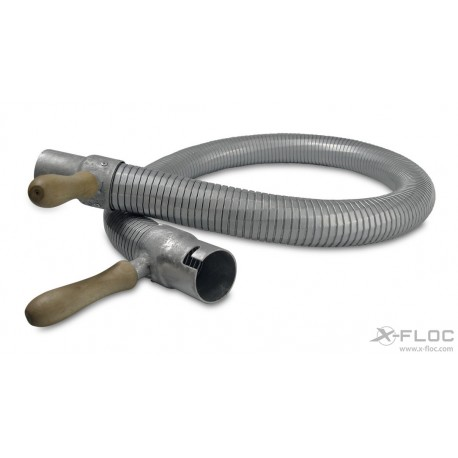 Accessories set NW75/63/50 for loose-fill insulation (nonabrasive)