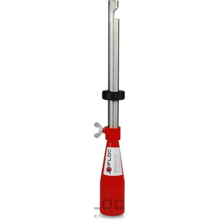Measuring equipment: NW100 density testing set with case, hole saw and mains adapter