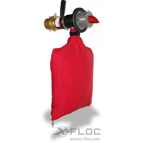 EM 345-400V/10,5kW High-powered compact insulation blowing machine