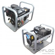 Exhibition Model, compact: adapter plate