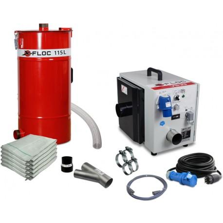 Gasket set SHS 3 - 6 chambers (386x111mm) high-strength rubber