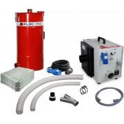 Gasket set SHS 3 - 8 chambers (383x112mm) high-strength rubber