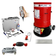 Gasket set EM100 (L 475 mm) High-strength rubber