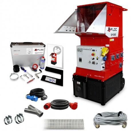 Rubber gasket set M95/EM300 (L 200 mm), rubber high strength