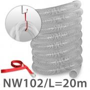 Dichtlappensatz SHS 2 - 8 Kammern (207x113,5) Gummi hochfest