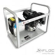 Reducer tube connector NW90-75 (3½''-3'') Aluminium