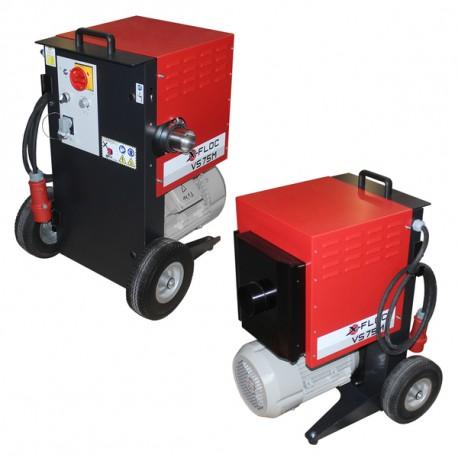 Rubber gasket set M95/EM300 (L 230 mm), rubber high strength