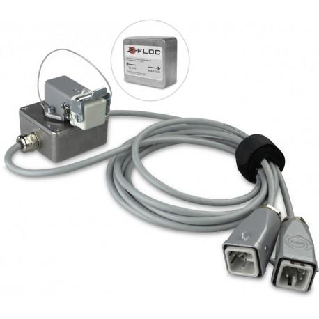 Stromerzeuger XE14kW: Schlauch für Betankungssystem