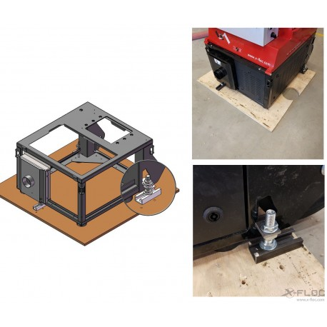 EM 400-400V/7,5kW High-powered insulation blowing machine