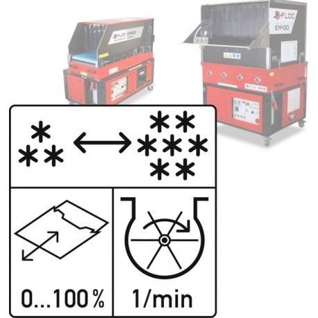 DDE: Staubsack mit Anschluss bis D 50 mm