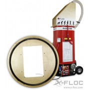 FSE: High pressure hose L 30m compatible with a high pressure pump system