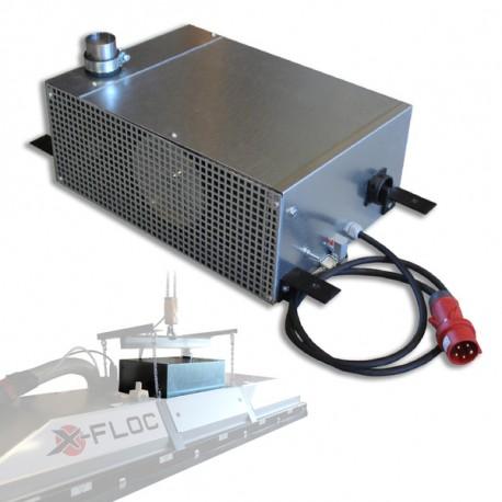 DDE: Lochsäge mit Auswurfsystem: Bohrkrone D 85,5mm mit Auswurfsystem