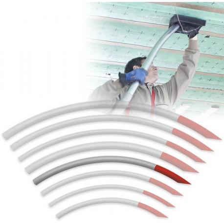 Netz-Adapter 230V Schukokupplung-Stecker Schweiz, 0,5m