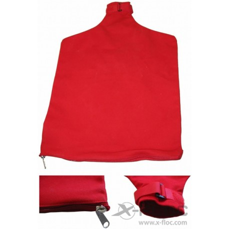 Injection nozzle, angled NW63-63, 90° sawn off