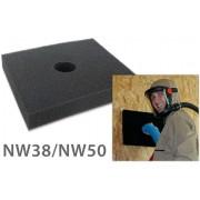 DD: Drehdüse 50-29mm / 45° Auslass (erhöhte Verschleißfestigkeit)