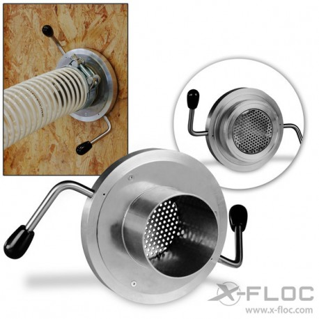 Y-connector NW63/63-63 (2½/2½''-2½'') stainless steel