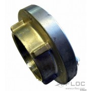 Accessories set NW63/50 for loose-fill insulation (nonabrasive)
