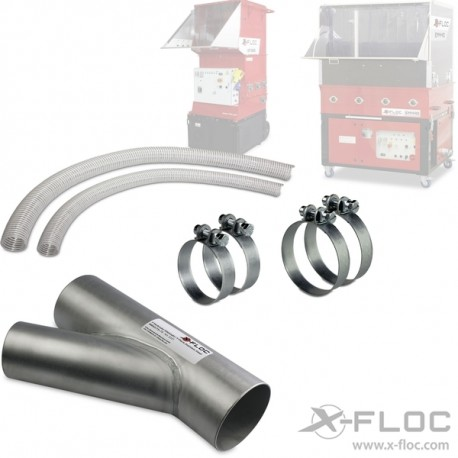 Net adaptor 400V/230V, 40m cable reel - Prp