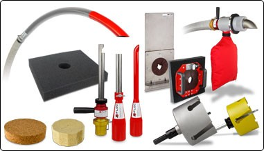 Nozzles and Blowing Accessories